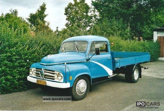 1955 Borgward Bl