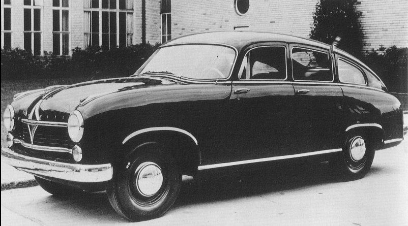 1955 Borgward-Hansa 2400