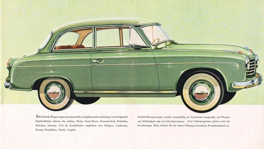 1955 Goliath Catalog 7