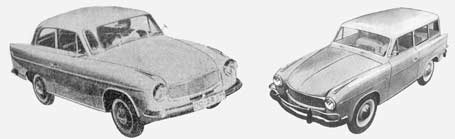 1955 Goliath Hansa 1100a