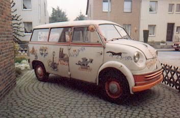 1956-61 Lloyd Bus T1