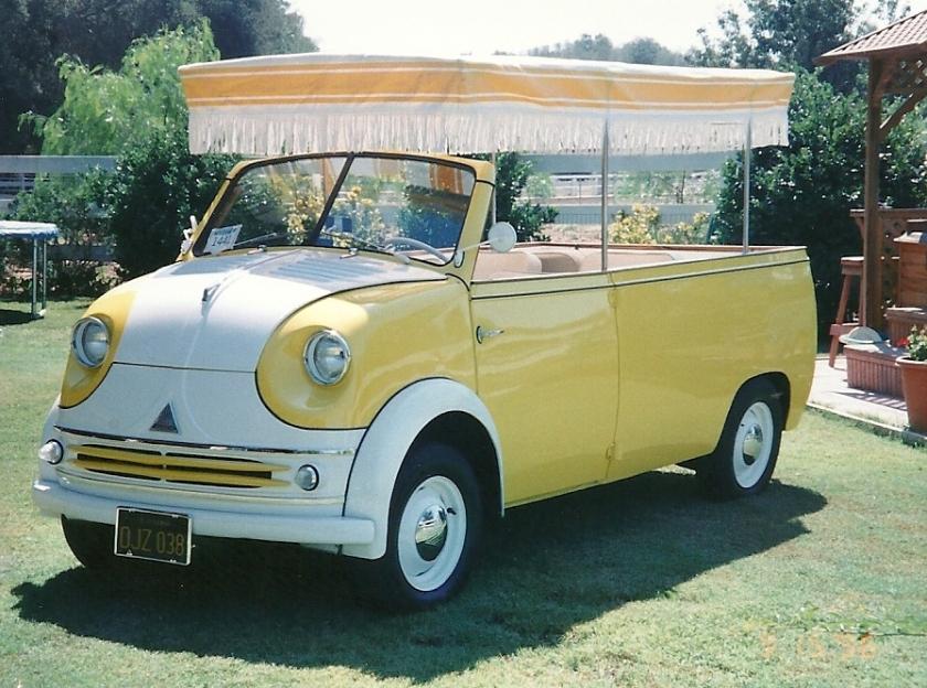 1956-61 Lloyd Bus