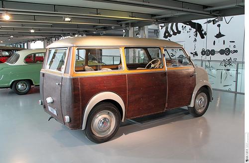 1956-61 Lloyd Lt 500c