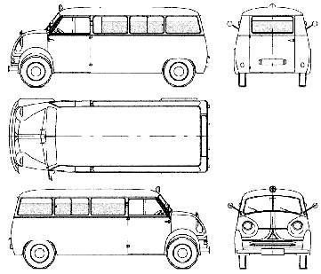 1956-61 lloyd lt-600-bus-lwb
