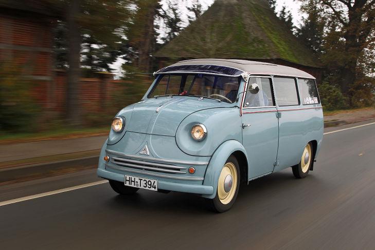 1956-61 Lloyd-LT-600