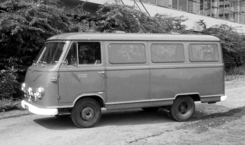 1956 Borgward B611 autobus SJ-81-13