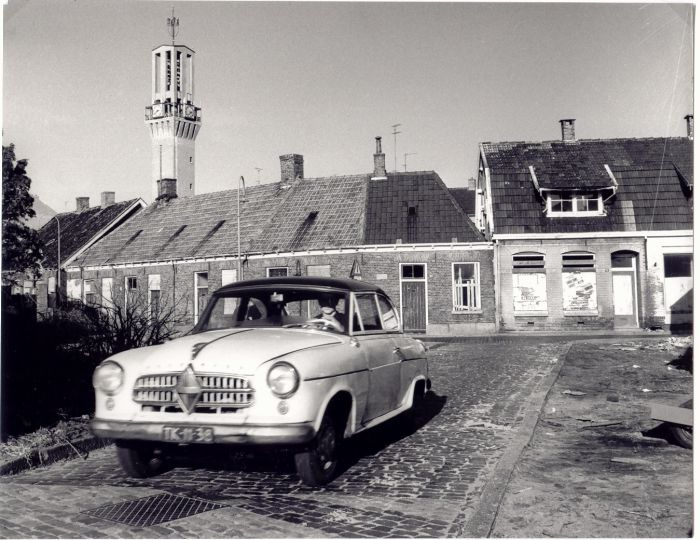 1956 TK-11-38 Borgward Isabella NL
