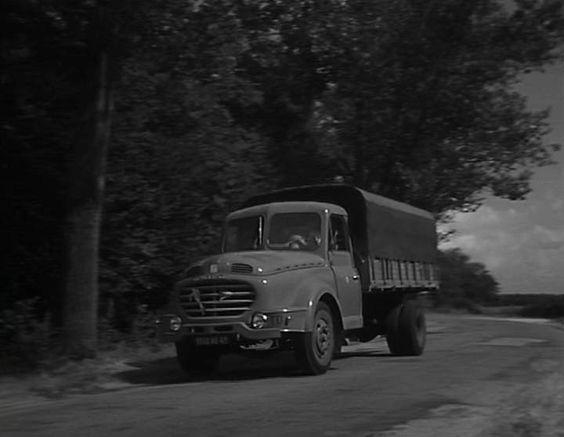 1956 Willeme b+w