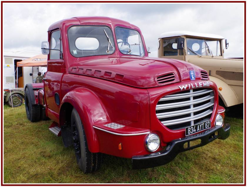 1956 Willeme LC 610