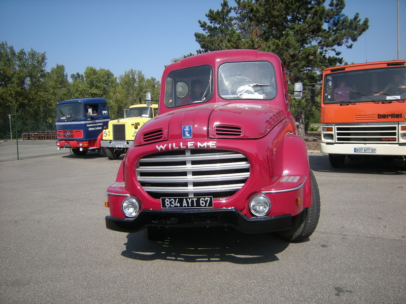 1956 Willeme LD 610 turbo
