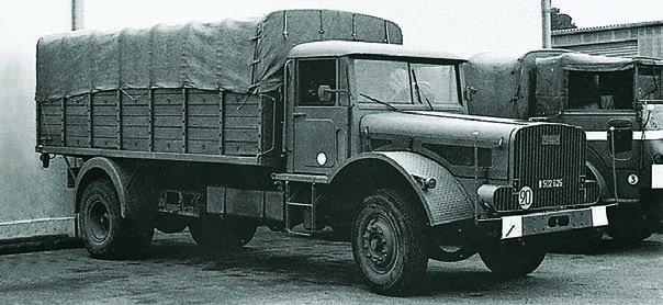 1956 Willeme LD610N