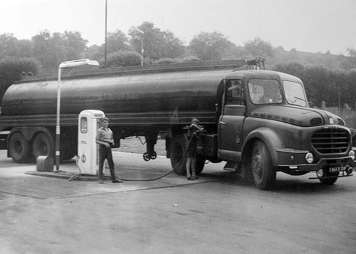 1956 Willeme Tanker