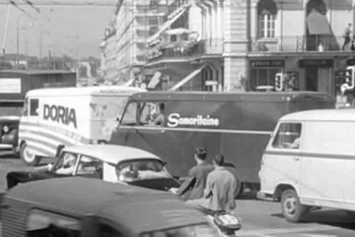 1957 Borgward B 1500 F