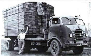 1957 FNM truck