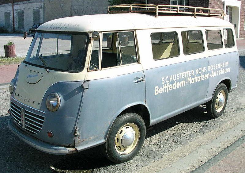 1957 Goliath Transporter