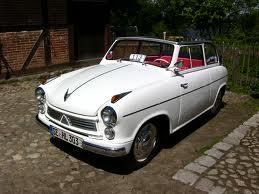 1957 Lloyd Alexander 600 Cabriolet