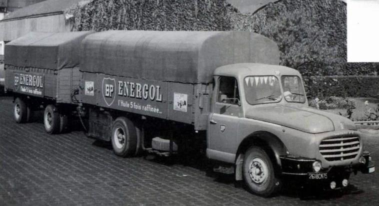 1957 Willeme LC610 Emergol
