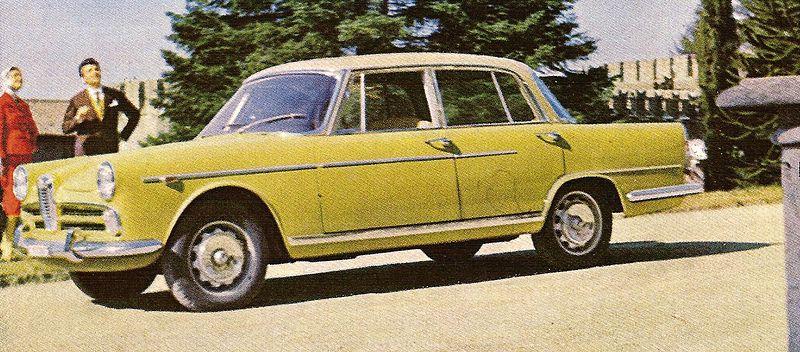 1958 FNM 2000