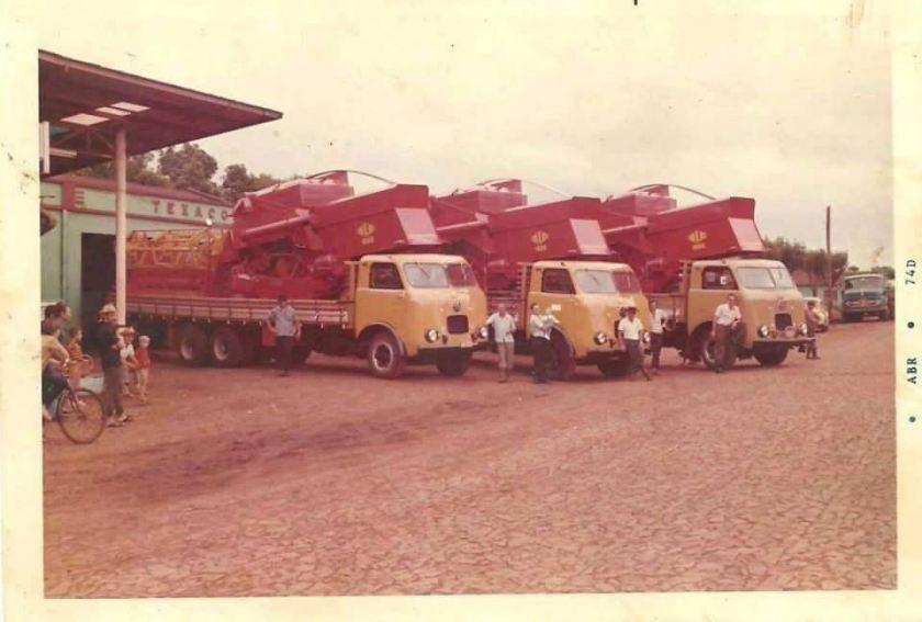 1958 FNM - BOSCA Diário do Paraná, Curitiba PR