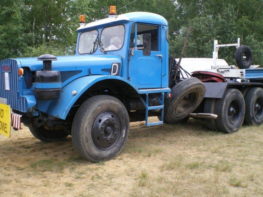 1958 WILLEME RD 615 DT 6X4 Magnifique