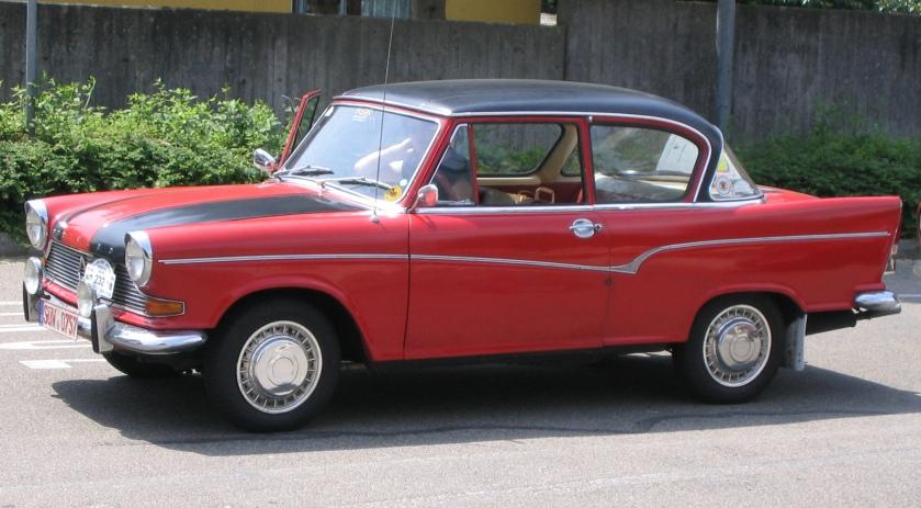 1959-61 Lloyd Arabella 5872