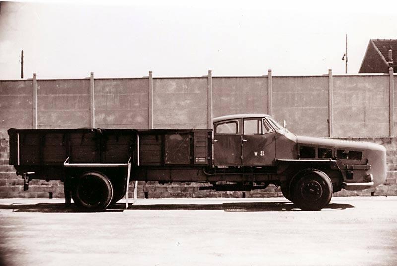 1959 Proto Michelin-Willème W8