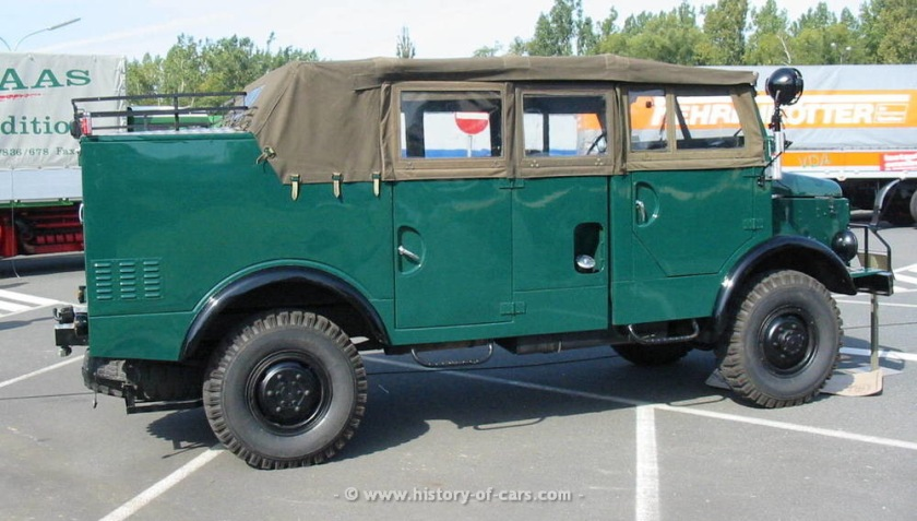 1960 Borgward b2000a-33-003