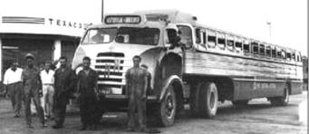 1960 FNM Bus Truck