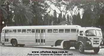 1960 FNM Isotta-Fraschini truck
