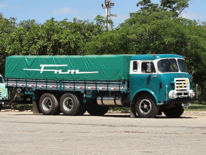 1961 FNM D 11000 Brasil Fábrica Nacional de Motores