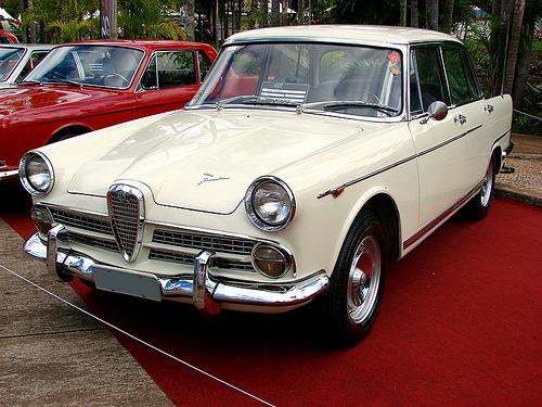 1962 FNM JK 2000 Brasil
