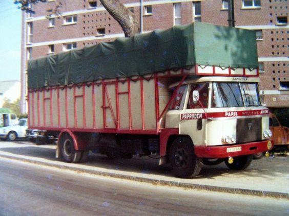 1963 Willeme 610 B
