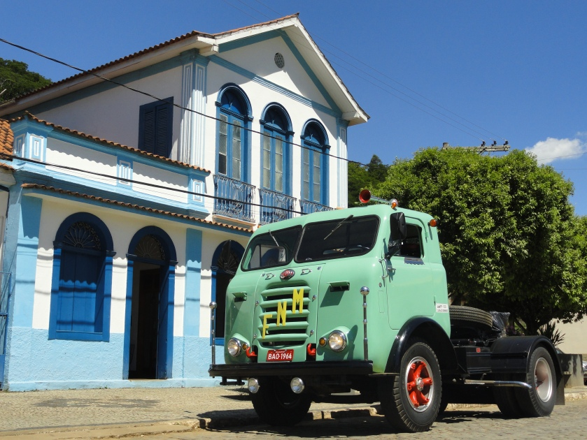 1964 FNM D-11.000 truck