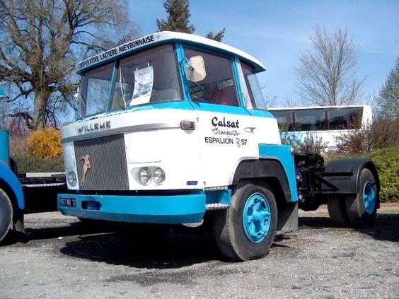 1964 Willeme Trucks
