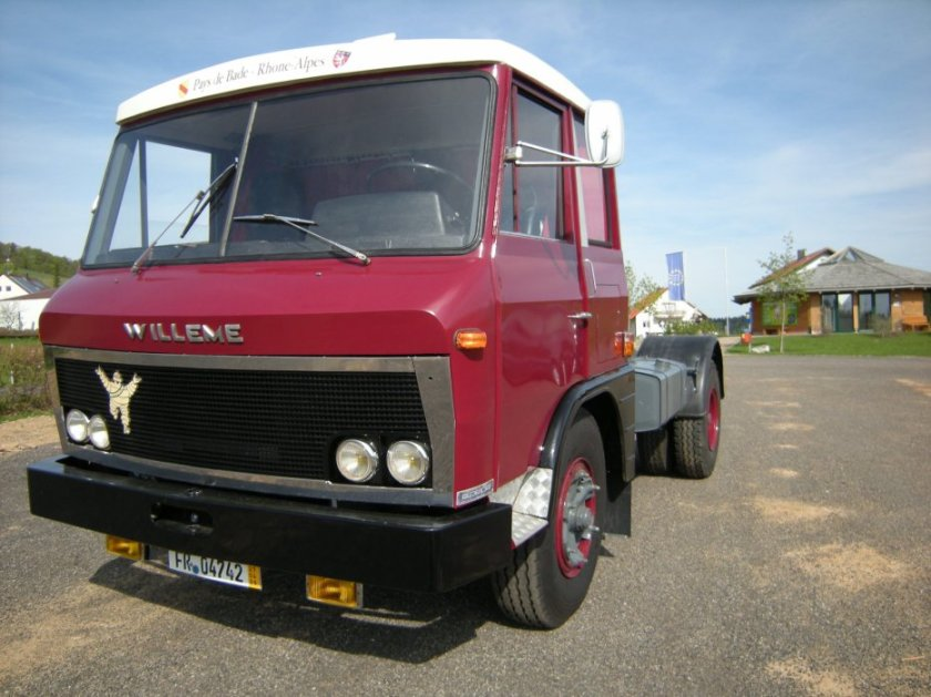 1965 Willème LF 101 42
