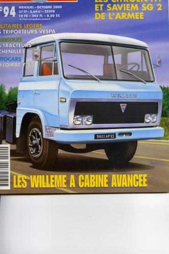 1965 Willeme a cabine Avancee