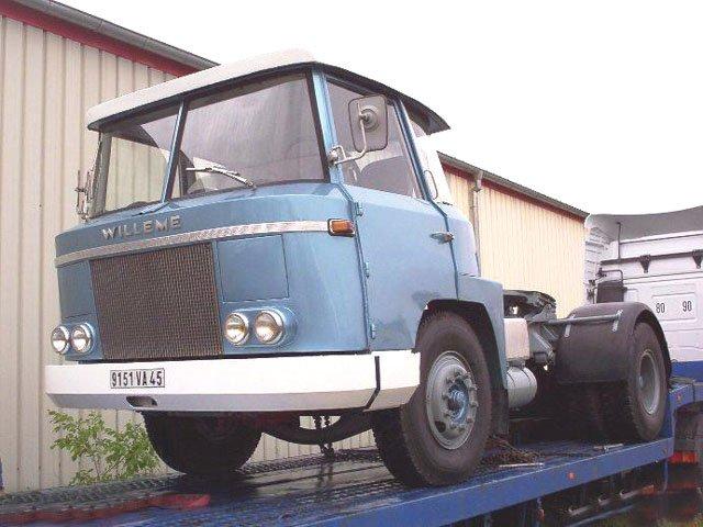 1965 Willeme ld 610 t horizon