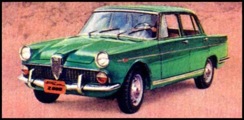 1967 FNM 2000