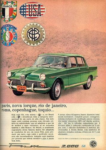 1968 FNM 2000 Ad