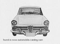1968 FNM 2000 TIMB ( FNM Alfa Romeo)