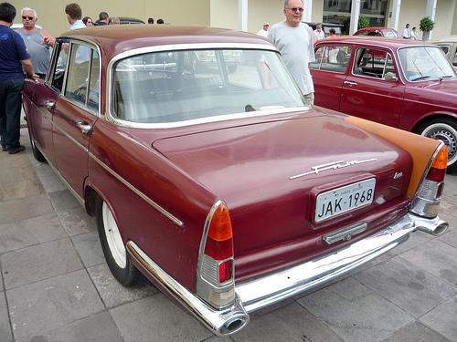 1968 FNM 2000