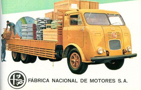 1968 FNM Fabrica National de Motores
