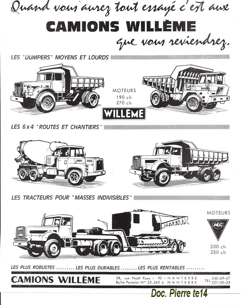1969 Willème w10