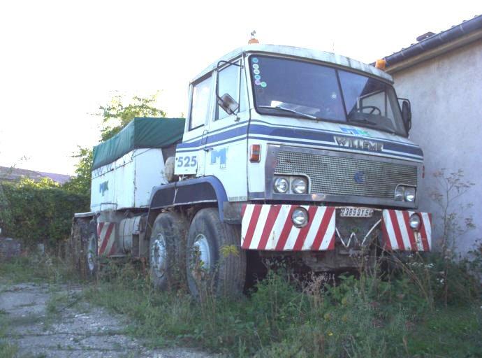 1970 Willeme tg 200