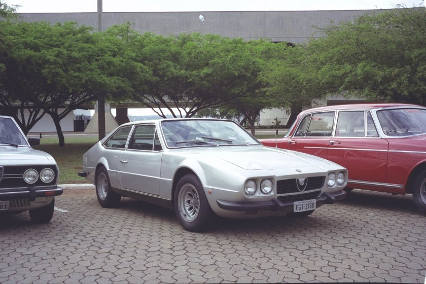 1971 Brazilian made FNM Furia GT, made by Toni Bianco over an Alfa Romeo platform