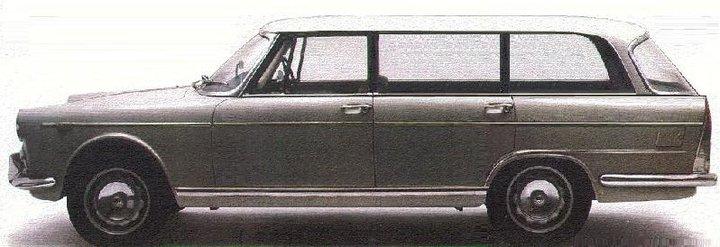 1971 Quelle mille Alfa brasiliane 2150 sw