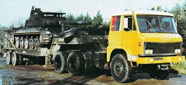 1971 Willeme TG-100, 6x6