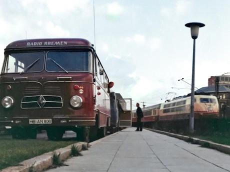 1973 Borgward B 544