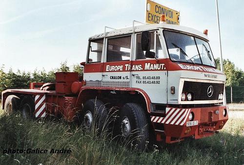 1973 Willeme TG200