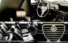 1976 Alfa Romeo 2300